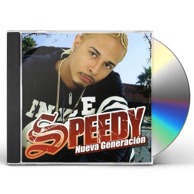 Speedy NUEVA GENERATION CD