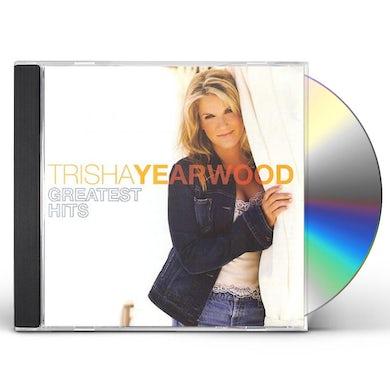 Trisha Yearwood GREATEST HITS CD