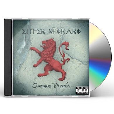 Enter Shikari COMMON DREADS CD