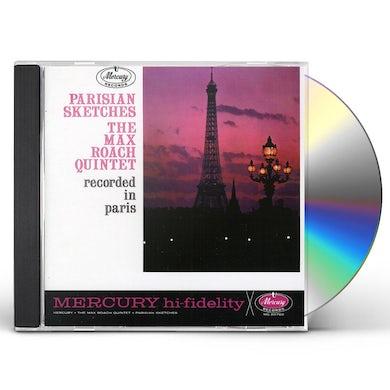 Max Roach PARISIAN SKETCHES (JAZZ IN PARIS COLLECTION) CD