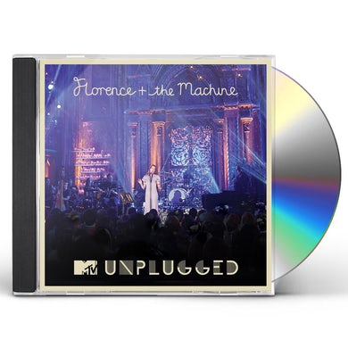 Florence and The Machine MTV UNPLUGGED CD