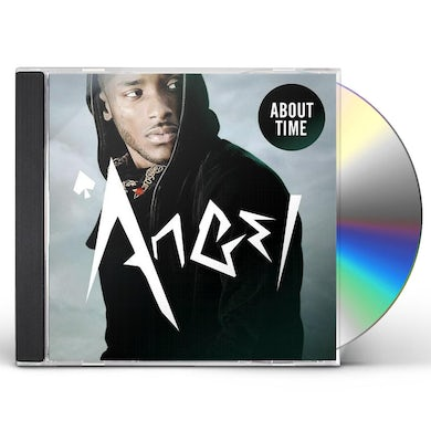 Angel ABOUT TIME CD
