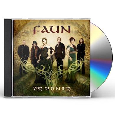 Faun VON DEN ELBEN CD