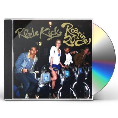 Rizzle Kicks ROARING 20S CD