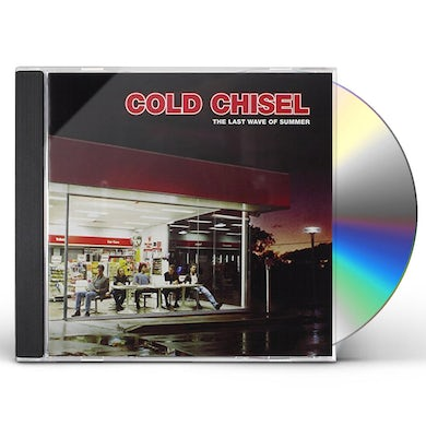 Cold Chisel LAST WAVE OF SUMMER CD