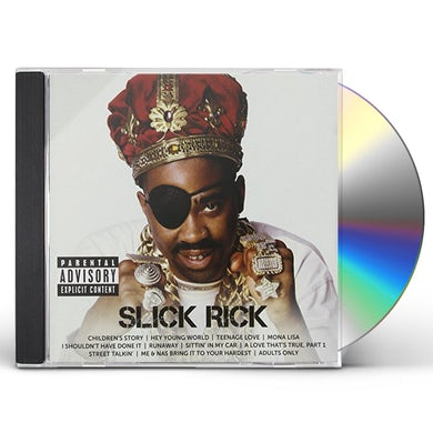 Slick Rick ICON CD