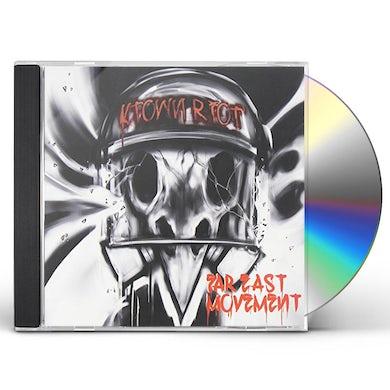 Far East Movement KTOWN RIOT CD