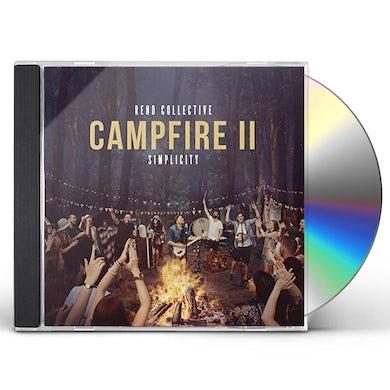 Rend Collective CAMPFIRE II: SIMPLICITY CD