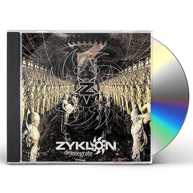 Zyklon DISINTEGRATE CD