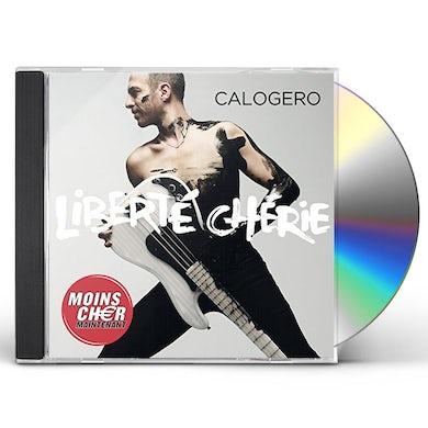 Calogero LIBERTE CHERIE CD