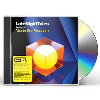 Groove Armada MUSIC FOR PLEASURE CD