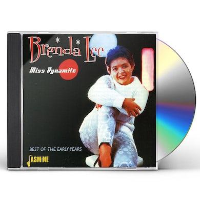 Brenda Lee BEST OF THE EARLY YEARS CD