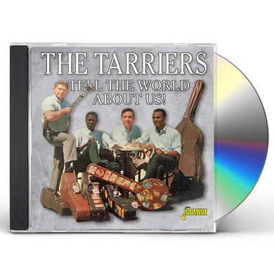 TELL THE WORLD ABOUT US CD