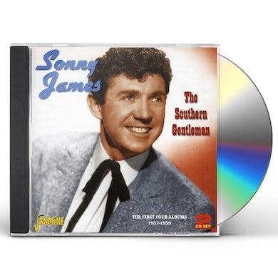 Sonny James SOUTHERN GENTLEMAN CD