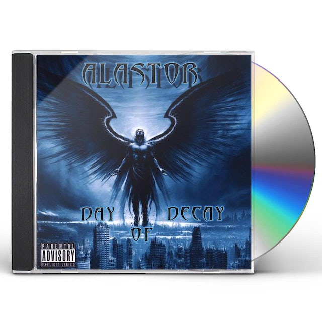Alastor DAY OF DECAY CD