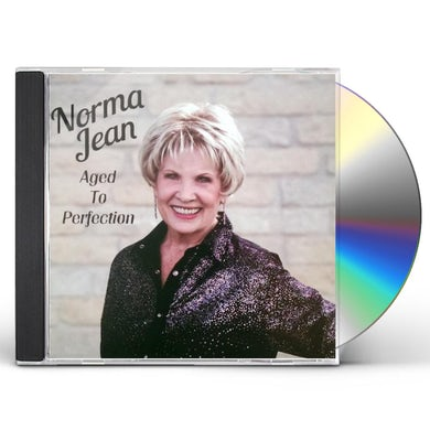 Norma Jean AGED TO PERFECTION CD