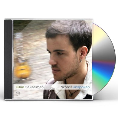 Gilad Hekselman WORDS UNSPOKEN CD