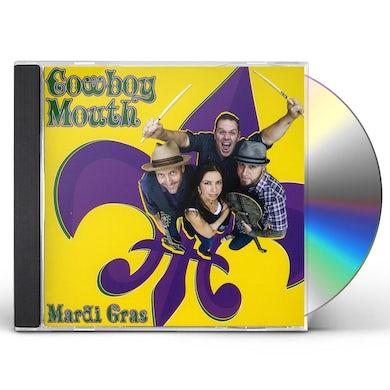 Cowboy Mouth MARDI GRAS CD