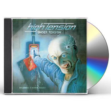 High Tension UNDER TENSION CD