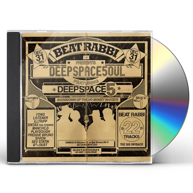 Beat Rabbi & Deepspace5