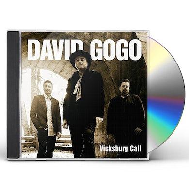 David Gogo VICKSBURG CALL CD