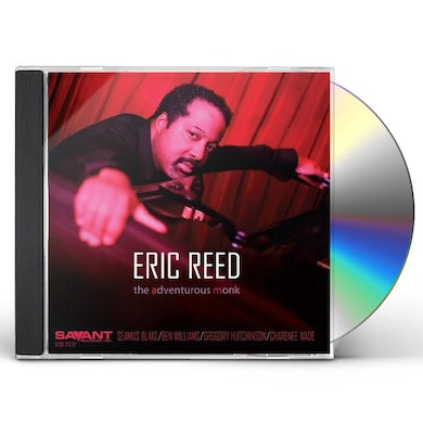 Eric Reed ADVENTUROUS MONK CD