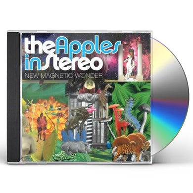 The Apples In Stereo NEW MAGNETIC WONDER CD