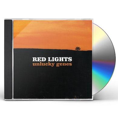 Red Lights UNLUCKY GENES CD