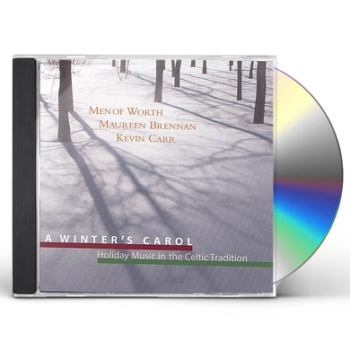 Men of Worth WINTER'S CAROL CD
