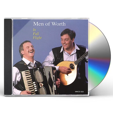 Men of Worth IN FULL FLIGHT CD