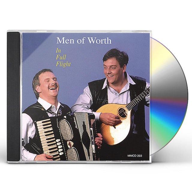 Men of Worth IN FULL FLIGHT CD
