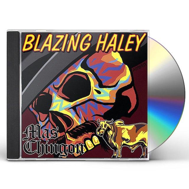 Blazing Haley