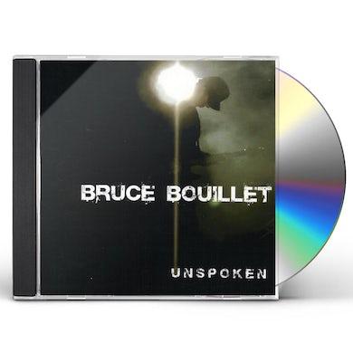 UNSPOKEN CD