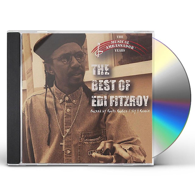 Best Of Edi Fitzroy The Musical Ambassador Years Cd