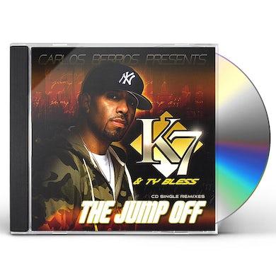 Carlos Berrios JUMP OFF (FEAT. K7 & TY BLESS) CD