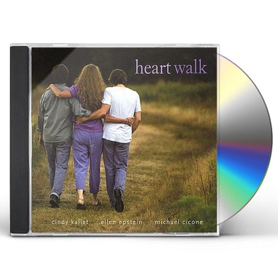 Cindy Kallet HEARTWALK CD