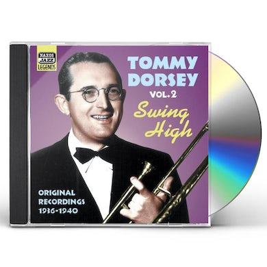 Tommy Dorsey VOL. 2-SWING HIGH CD