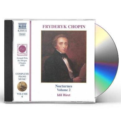 Chopin NOCTURNES 2 CD