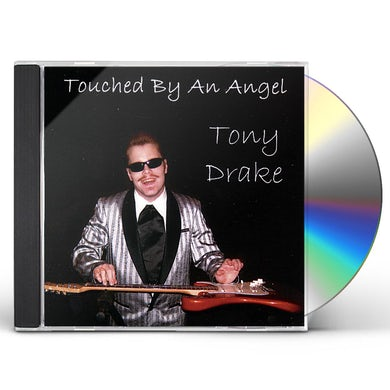 Tony Drake TOUCHED BY AN ANGEL CD