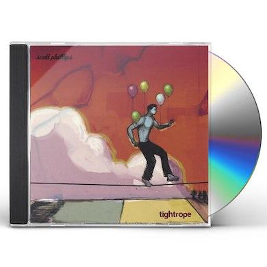 Scott Phillips TIGHTROPE CD