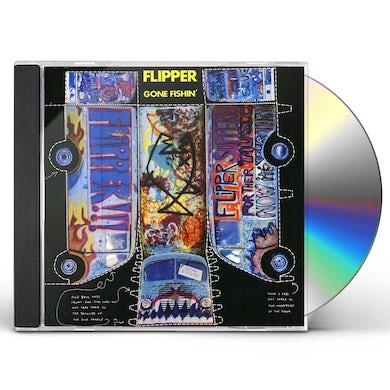 Flipper GONE FISHIN CD