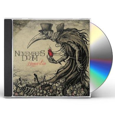 Novembers Doom HAMARTIA CD