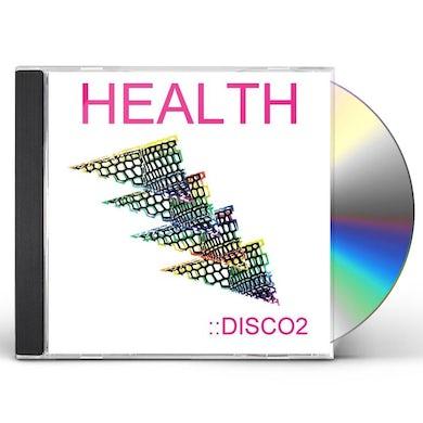 HEALTH / DISCO2 CD