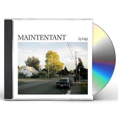 Gigi MAINTENANT CD