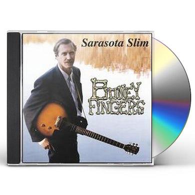 Sarasota Slim BONEY FINGERS CD