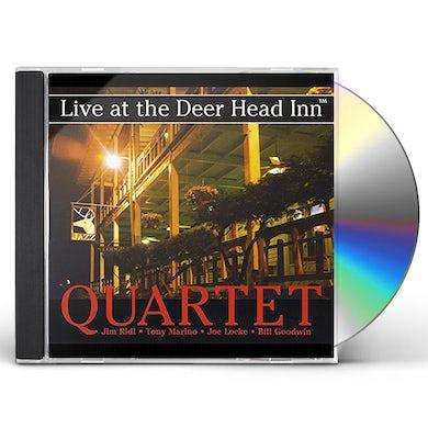 Quartet LIVE AT THE DEER HEAD INN CD