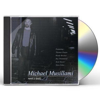 Michael Musillami MARS BARS CD