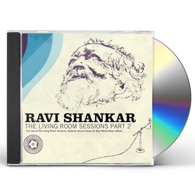 Ravi Shankar LIVING ROOM SESSIONS PT 2 CD