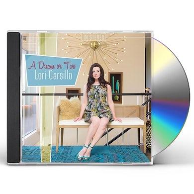 Lori Carsillo DREAM OR TWO CD