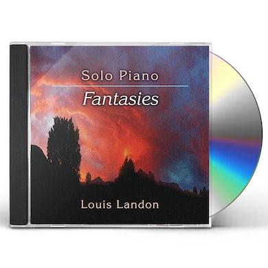 Louis Landon SOLO PIANO FANTASIES CD